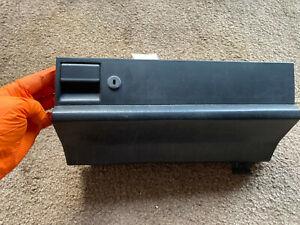 Mercedes 190 Dark Blue Glove Box Lid 84 85 86 Used OEM W201