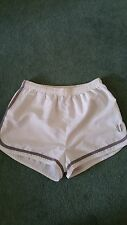 Eleven by Venus Williams tennis/exercise shorts White/Gray size Small