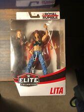Lita Elite WWE Mattel Royal Rumble Action Figure Target Exclusive NEW Rare WWF