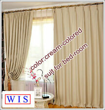 Curtain Material,Blind Curtain,210g/m2,2.8m(W),Cream-colored,Selling per meter