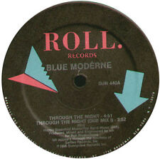 BLUE MODERNE - Through The Night - ROLL RECORD