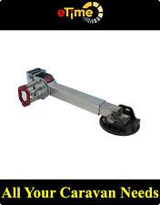 Alko 654874- 740mm Zinc Drop Down Corner Steady & Big Foot Caravan Motorhome