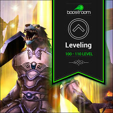 WoW Power Leveling Boost Handmade 100 - 110 Level (24h)