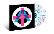 Tommy Lee ANDRO Limited Edition NEW PINK/BLUE SPLATTER COLORED VINYL LP