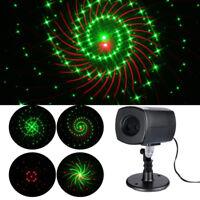 Christmas Light LED Laser Projector Lamp XMAS Party Home Garden Outdoor Decor