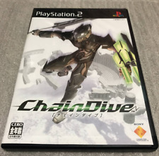 Chain Dive Sony PlayStation 2 PS2