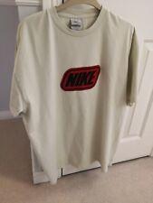 Nike Men's 'T-shirt - Beige - Size XL