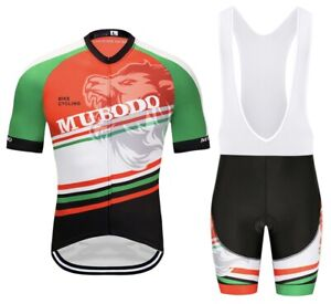 Junior Youth Cycling Jersey Set 2021 Trousers short Sleeve Padding Bicycle