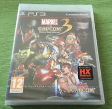 MARVEL VS CAPCOM 3 FATE OF TWO WORLDS per PS3 - vers. PAL ITA! NUOVO SIGILLATO!