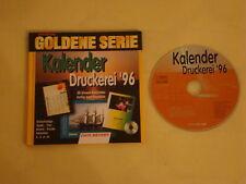 Data Becker : Goldene Serie - Kalender Druckerei (CD)