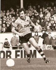 Original Press Photo Wolverhampton Wanderers FC Geoff Palmer March 1984