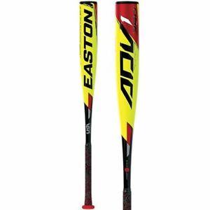 "2020 Easton ADV1 360 (-12) 2 5/8"" USA Baseball Bat: YBB20ADV12"