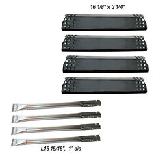 Replacement Kitchen Aid 720-0733A ,4 Burner Grill Burner,Heat Plate
