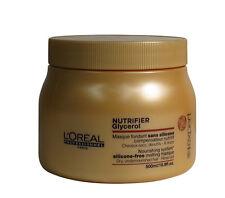 L'Oreal Serie Expert Nutrifier Glycerol Nourishing Masque for Dry Hair 16.9 oz