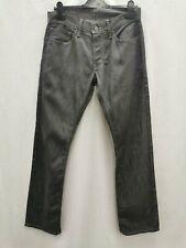 Levis men's jeans grey size W 31 L 32 zip fly regular straight