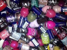 20 x Mixed Nail varnish/ polish Rimmel, max factor, cover girl, miss sporty etc