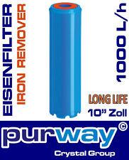 PFEX IRON Eisenfilter Eisen Wasserfilter Enteisenung Mangan Chlorid Sulfit Oxid