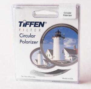 Tiffen 62mm CP PXW lens filter for Panasonic HC WXF1 VX1 V800
