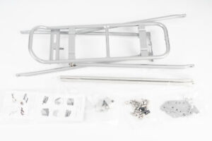 """Tubus Racktime RT Fold It Adjustable 26-28"""" Bicycle Rear Rack Carrier NEW"""
