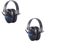Ear Muffs Hearing Protection 20dB Noise Reduction Safety Foldable ~ New