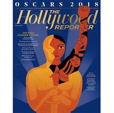 THE HOLLYWOOD REPORTER MAGAZINE OSCARS 2018 THE OSCAR ISSUE 200-Page