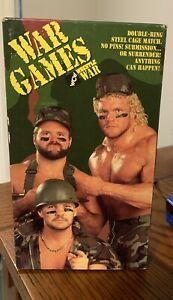 WCW War Games 1991