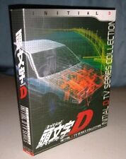 Initial D: Tv Series Collection - Anime 3-Disc Dvd Set - Round 1-3 - Manga