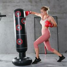 Sandbag Kick Mma Training Boxing Punching Bag Stress Punch Tower Speed Bag