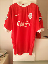 Liverpool Football shirt 1998-2000