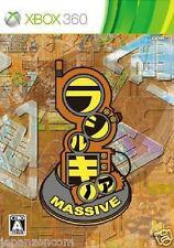 Used Xbox 360 Radirgy Noa Massive MICROSOFT JAPAN JAPANESE JAPONAIS IMPORT