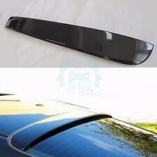 FOR PORSCHE 996/911/GT2 1998-2005 REAR WINDOW WING ROOF SPOILER Carbon Fiber