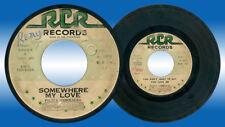 Philippines PILITA CORRALES Somewhere My Love OPM 45 rpm Record