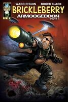 BRICKLEBERRY #1 Cover A Dynamite 1st Print ARMOOGEDDON