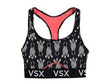 Victoria Secret Sports Bra VSX Wide Band  Racerback Small Support