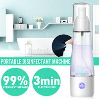 84 Disinfection Water Maker Reusable Machine Home Sodium Hypochlorite Generator