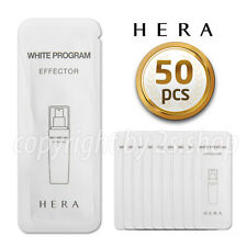 [HERA] White Program Effector  1ml x 50pcs Amore  Whitening Essence