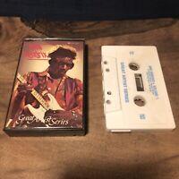 Jimi Hendrix - Vol 1 Cassette Tape Great Artist Series 1983 Blues Rock