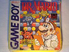 DR MARIO GAME BOY DR MARIO NINTENDO GAME BOY DRX MARIO