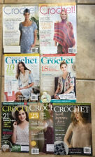 7 Issues Interweave Crochet Love of Crochet Defining Crochet Summer Projects New