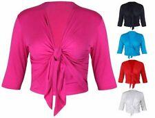 Damen-Pullover & -Strickware mit V-Ausschnitt aus Viskose im Boleros & Schulterjäckchen