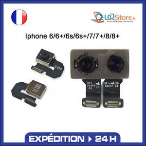 Caméra arrière Iphone 6 6s 7 8 PLUS X XS MAX XR