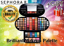 Sephora Brilliant Makeup make up eyeshadow,lip gloss eye shadow Palette ORIGINAL