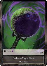 4x Darkness Magic Stone TTW-106 x4 1st Edition Force of WIll Twilight Wanderer