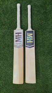 Pro Cricket Bats *2 Grade 2 Long Blades full profile 2.13 & 2.10