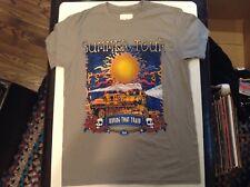 Grateful Dead And Company Summer Tour 2016 Cities T-shirt John Mayer Sz M - Cool
