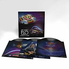 JEFF LYNNE'S ELO Wembley Or Bust 3 x Vinyl LP NEW Electric Light Orchestra