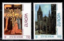 VATICANO 1993 959/60 Arte Contemporáneo 2v.