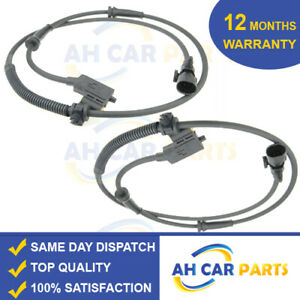 2X ABS Speed Sensor for Jeep Grand Cherokee WJ WG 1999-2005  Front Left & Right