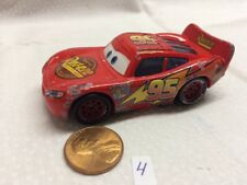Disney Pixar CARS Toy diecast Retired Lightning McQueen Rusteze Ointment 4