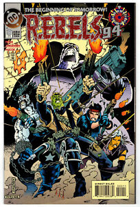 REBELS '94  # 0  - DC 1994 (fn-vf)  Zero Hour  Lobo
